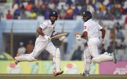 Bangladesh vs Sri Lanka, 1st Test Day 4 Live cricket score: Sri Lanka set to take lead over Bangladesh