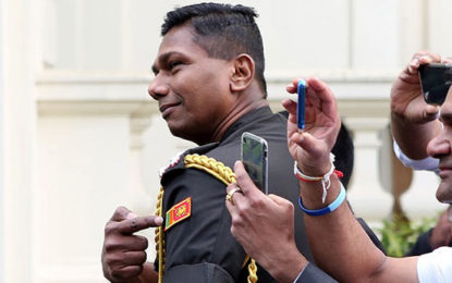 Britain Insists London SL Embassy Defence Attache Brig.  Priyanka Fernando to be Removed Within 2 Weeks ?