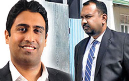 Arjun Aloysious &  Kasun Palisena Bail Application Rejected