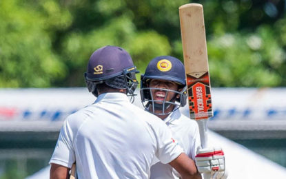 Srilanka Obtained 222 Runs For Loss of All Wickets Against Bangaladesh (UPDATE)