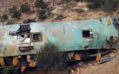 44 Killed In Bus Crash in Southern Peru