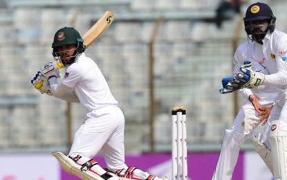 Mirpur Test: Sri Lanka Opt to Bat Against Bangladesh