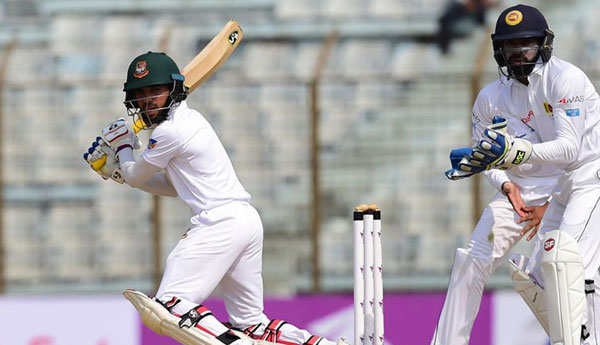 Mirpur Test: Sri Lanka Opt to Bat Against Bangladesh