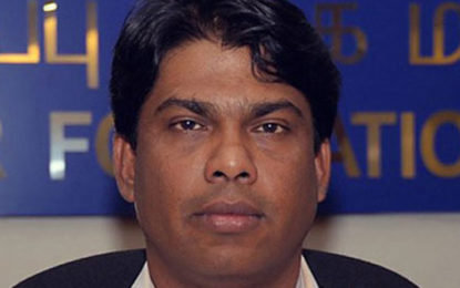 Commodore D.K.P. Dassanayake Requests the  Court to Remove the Ongoing Investigations by CID……