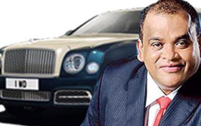 Bentley Mulsanne Worth s.160 Million Purchased….?