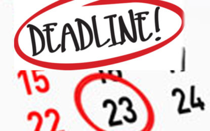2018 A/L Exam Application Deadline Today