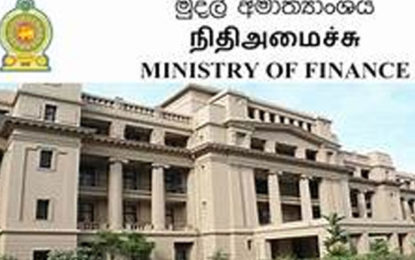 State Banks Under Finance Ministry