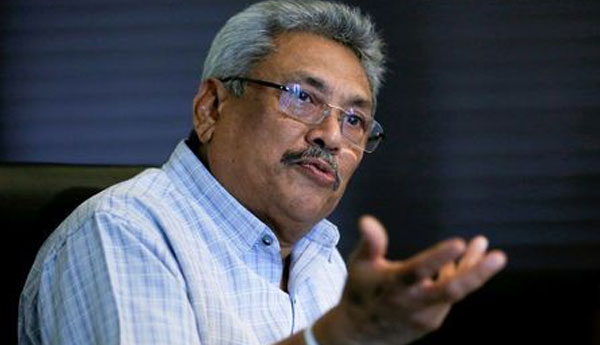 Gota Says He Can't Accept PM's Post Because of His US Citizenship….