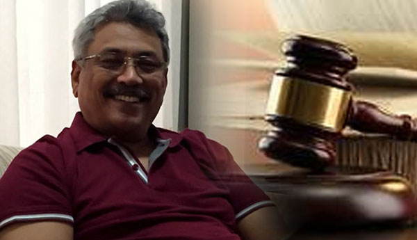Stay Order Against Gota's Extended