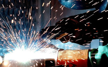 Sri Lanka's Industrial production up 4.3-pct in Dec 2017