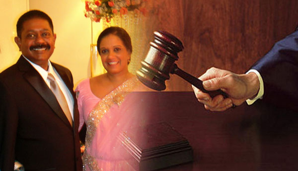 ArrestWarrantAgainst Jaliya Wickramasuriya's Wife