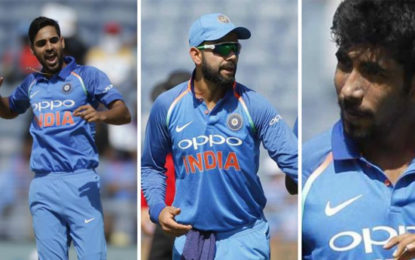Virat Kohli, Jasprit Bumrah, Bhuvneshwar Kumar to Be Rested For Nidahas Trophy T20?