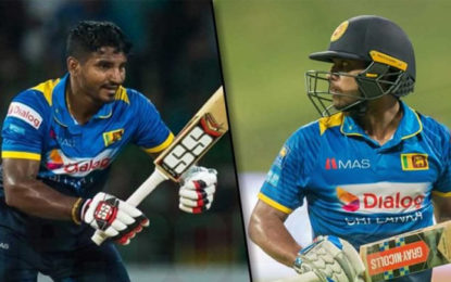 Kusal Janith Perera Ruled Out Of Bangladesh T20I Series