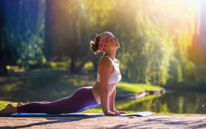 15 Health Benefits Of Power Flow Yoga. Plus, A Free 10 Minute Yoga Flow