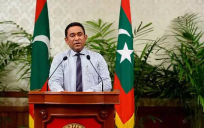 Maldives Extends State Of Emergency For Another 30 Days