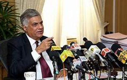 A Decisive UNP Meeting at 3pm Today…