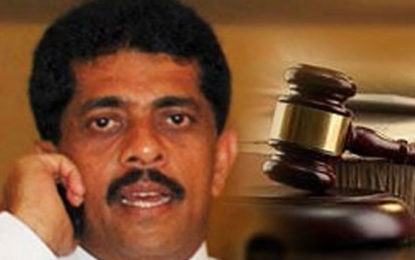 Bail Granted to Former Minister Sarana Gunawardena