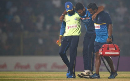 Injured Shehan Madushanka In Doubt For Nidahas Trophy