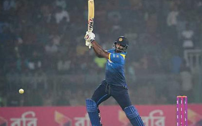 SL Thinktank Invest Heavily In Thisara Perera With Sights On 2019 WC