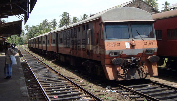 Puttalam Railway Line Operations Restricted Today