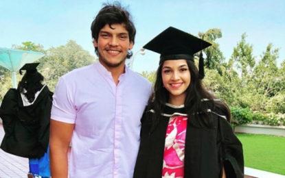 Graduate Daughter in Law for Mahinda……………….