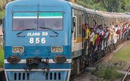 All Train Services From Colombo Delayed