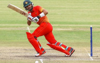 Raza, Taylor Tons Power Zimbabwe to Massive Win