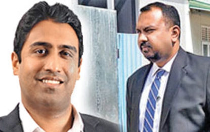 Arjun Aloysius & Palisena Further Remanded