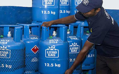 Cooking Gas Price Will Not to be Increased Before Tamil – Sinhala New Year