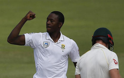 Rabada Not Guilty Of Level 2 Offence But Guilty Of Conduct Contrary To the Spirit of the Game