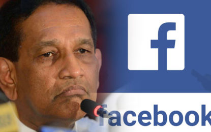 Government Decided to Block Face book