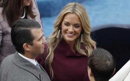 Donal Trump'sEldest Daughter in Law Seeks Divorce