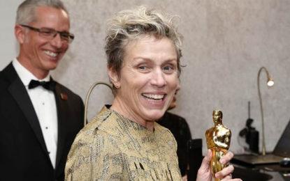 Frances Mcdormand's Oscar Stolen, Thief Arrested