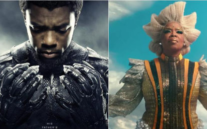 Black Panther Tops a Wrinkle In Time At The Domestic Box Office