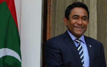 Maldives President Abdulla Yameen Abdul Gayoom Lifts The State of Emergency After 45 Days