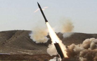 Yemen's Houthi Rebels Fire Missile at Riyadh