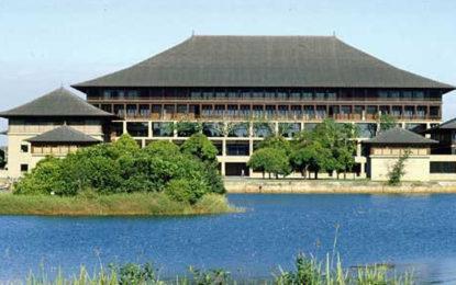 Parliament staff fears gas leak