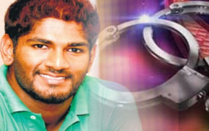 Parliamentarian Keheliya's Son Ramith Rambukwella Arrested