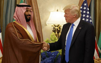 Donald Trump to Meet Saudi Crown Prince Mohammed Bin Salman on March 20: White House