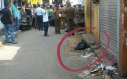 Severed Head Found in Colombo