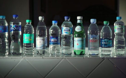 Bottled Water: WHO Launches Plastic Health Review