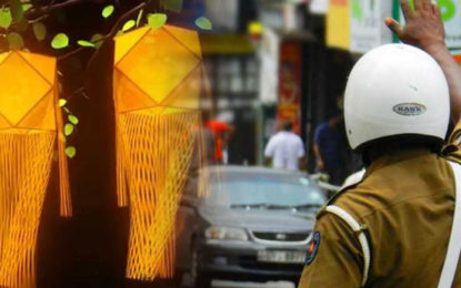 3,000 Police Personnel Will be Deployed For Vesak Day