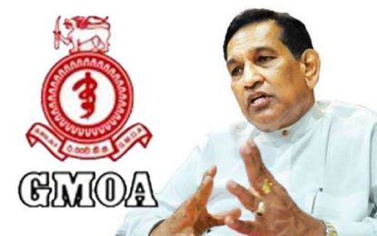 Rajitha Accepts Proposal Made by Government Medical Officers Association