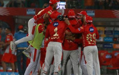 IPL 2018 Highlights, Delhi Daredevils vs Kings XI Punjab: KXIP Beat DD by 4 Runs in Thriller