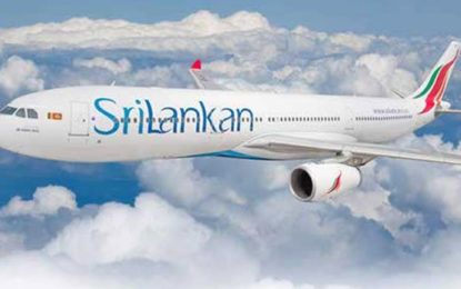 Another Srilankan Airlines Service from Colombo to Kolkata