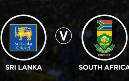 CSA, SLC Announce Itinerary for Proteas Tour to Sri Lanka