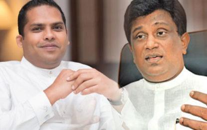 Posts For Ajith P. Perera & Harin in UNP