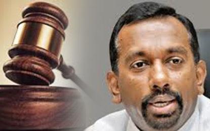 Bail Granted to Mahindananda Aluthgamage