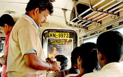 Bus Fares to Be Increased as From July – Gemunu Wijeratne
