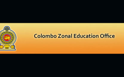 Direction Given to Principals to Respect MPs During School Functions by Colombo Zonal Education Office Withdrawn…